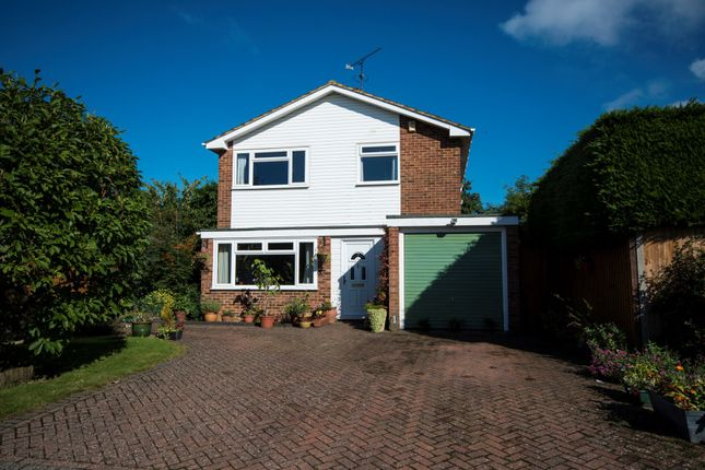 Thumbnail Detached house for sale in Nash Close, Reading