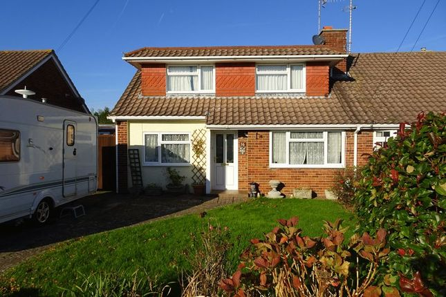 Thumbnail Semi-detached house for sale in Coniston Road, Goring-By-Sea, Worthing