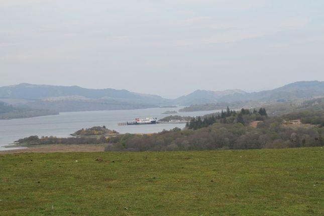 Thumbnail Land for sale in Whitehouse, Tarbert, Argyll