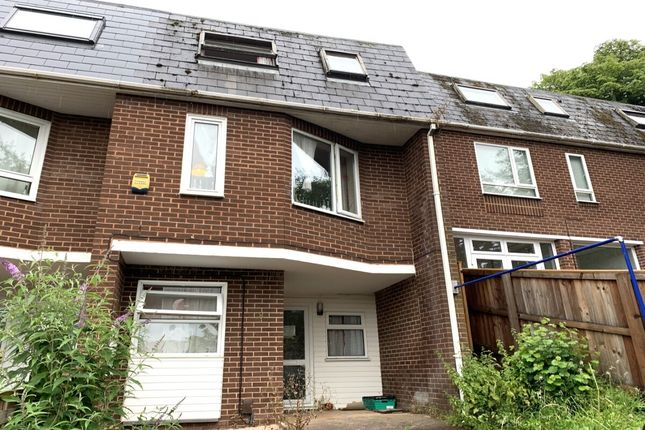 Thumbnail Terraced house to rent in Eldertree Gardens, Exeter