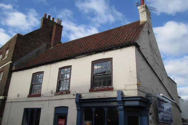 Studio to rent in North Street, Wisbech PE13