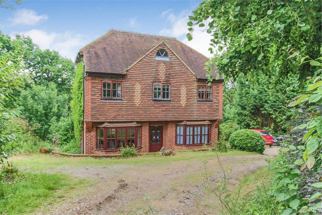Thumbnail Detached house for sale in West Hoathly Road, East Grinstead, West Sussex