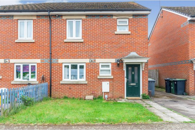 3 bed semi-detached house for sale in Lucas Way, Shefford SG17