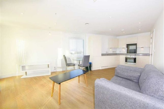 Thumbnail Flat to rent in Hippersley Point, Abbey Wood, London