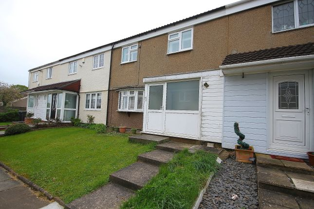 Thumbnail Terraced house for sale in Spruce Hill, Harlow