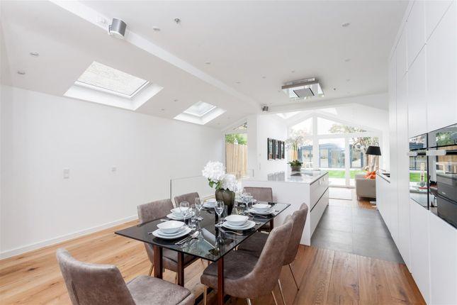 Thumbnail Semi-detached house for sale in Alwyn Avenue, Chiswick