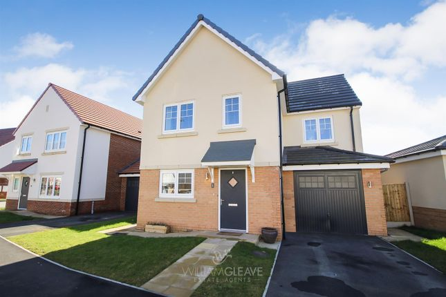 3 bed detached house for sale in Ffordd Trebeirdd, Mold CH7