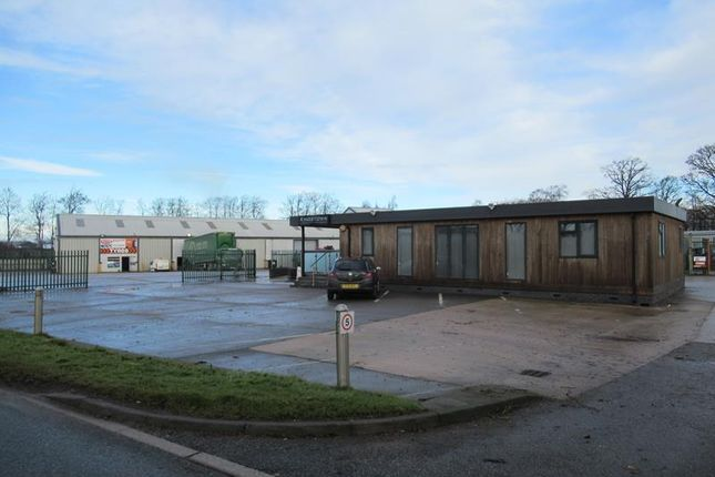 Thumbnail Office to let in 7 Brisco Burn Business Park, Longtown, Cumbria
