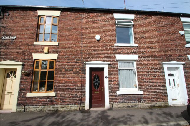 2 bed terraced house for sale in Woodend, Shaw, Oldham, Greater Manchester