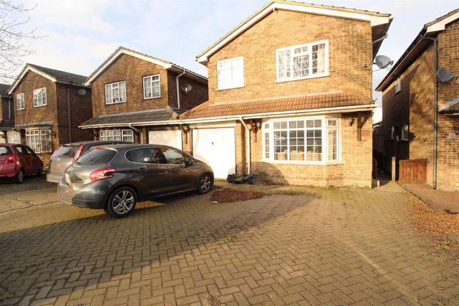 Thumbnail Link-detached house for sale in London Road, Benfleet
