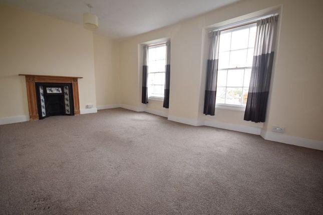 Thumbnail Flat to rent in Newport, Barnstaple