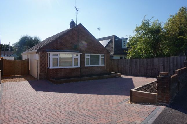 Thumbnail Detached bungalow for sale in Allens Road, Poole