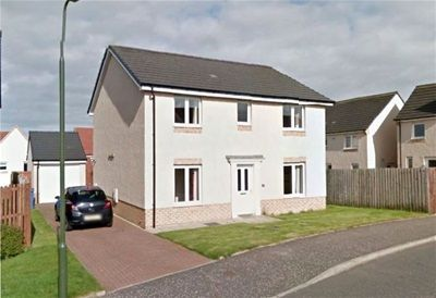 Thumbnail Detached house to rent in Russell Road, Bathgate, Bathgate