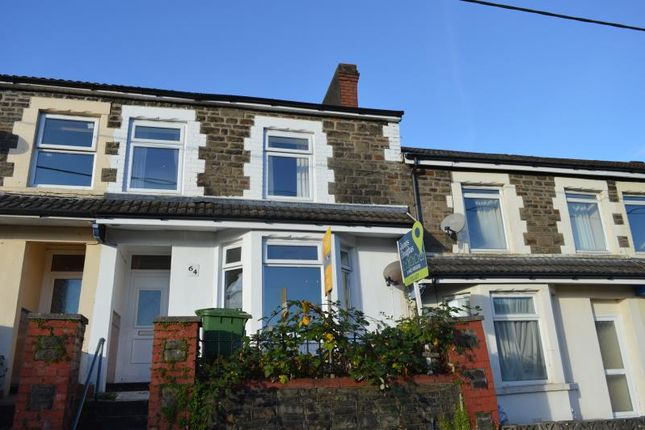 Thumbnail Terraced house to rent in Kingsland Terrace, Treforest, Pontypridd