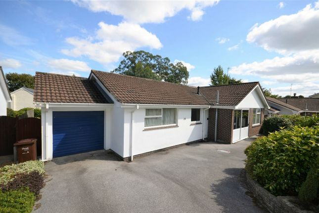 Thumbnail Detached bungalow for sale in Chainwalk Drive, Truro, Cornwall