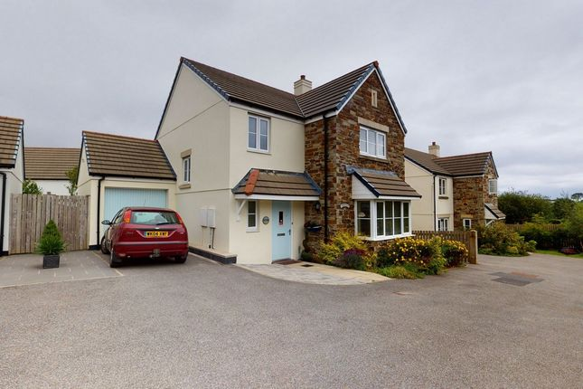Thumbnail Detached house for sale in Attwell Terrace, Fowey, Cornwall