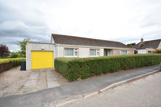 Thumbnail Detached bungalow for sale in Woodside Place, Fochabers