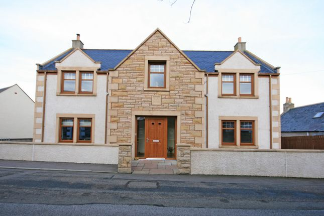 Thumbnail Detached house for sale in 4 High Street, Portknockie