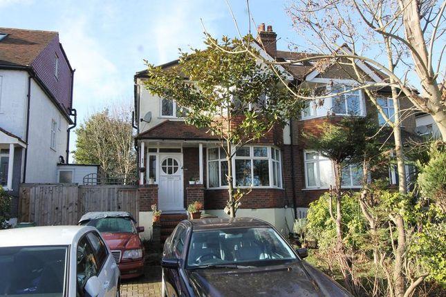 Thumbnail Semi-detached house for sale in St. Dunstans Hill, Cheam, Sutton