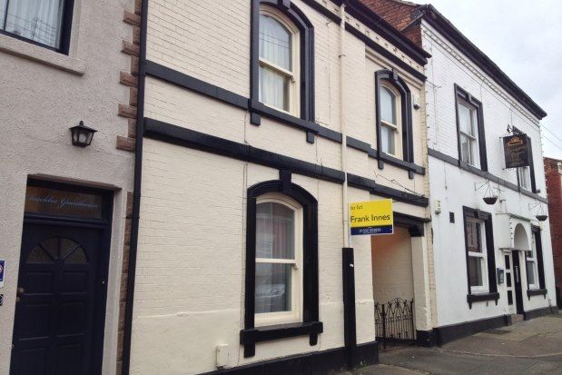 Thumbnail Property to rent in Crompton Street, Derby