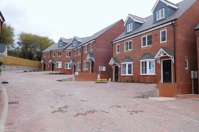 Thumbnail Maisonette for sale in Marton Close, Redditch