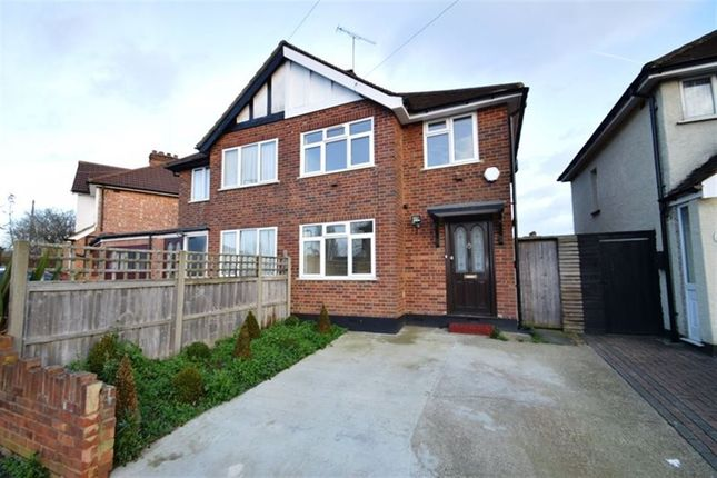 Thumbnail Property to rent in Greer Road, Harrow