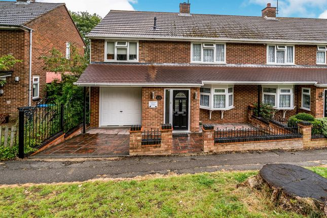 Thumbnail Semi-detached house for sale in Westfield Road, Northchurch, Berkhamsted