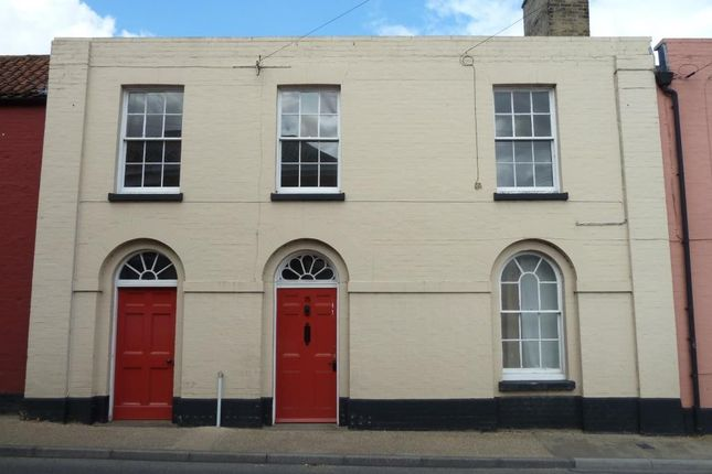 Thumbnail 2 bed terraced house to rent in 15 Northgate, Beccles, Suffolk