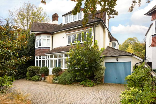 Thumbnail Detached house for sale in Links Road, Epsom, Surrey