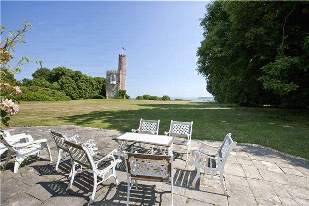 Garden of Stanswood Road, Nr Lepe, Hampshire SO45