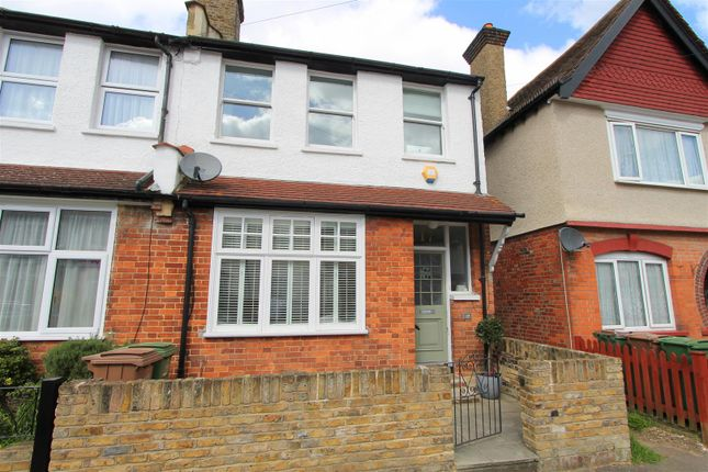 Thumbnail Property for sale in Lodge Road, Wallington