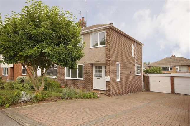 Thumbnail Semi-detached house to rent in Poplar Avenue, Wetherby, West Yorkshire