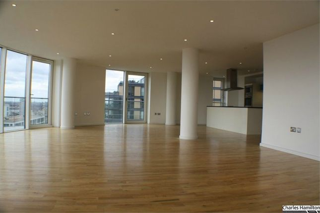 Thumbnail Flat to rent in Ability Place, 37 Millharbour, London, United Kingdom