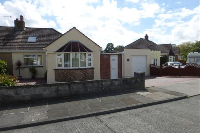 Thumbnail Semi-detached bungalow for sale in Mayfair Crescent, Crownhill, Plymouth