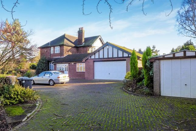 Thumbnail Detached house for sale in 'birchdene', Longley Drive, Worsley