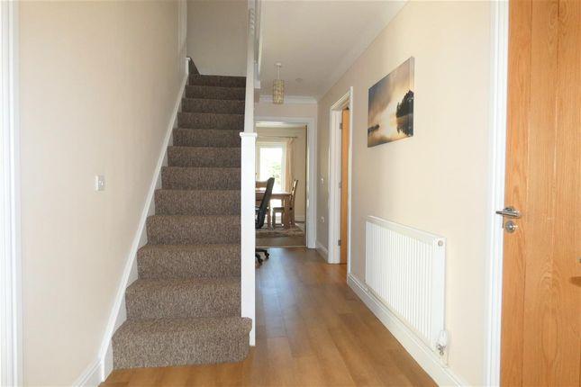 Hallway of Leven Close, Hook, Haverfordwest SA62