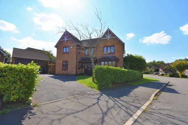 Thumbnail Detached house for sale in 65 Harley Close, Wellington, Telford