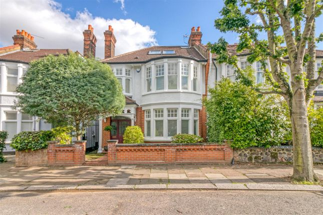 5 bed semi-detached house for sale in Cranley Gardens, London N13