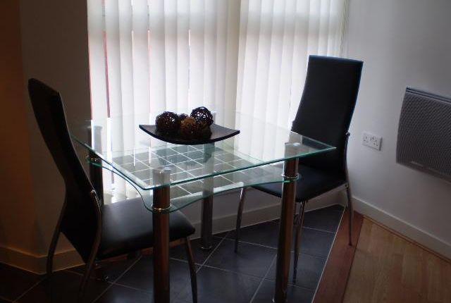 Dining Room of Excelsior Apartments, Princess Way, Swansea SA1