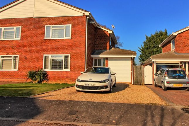 Thumbnail Semi-detached house for sale in Monks Walk, Buntingford