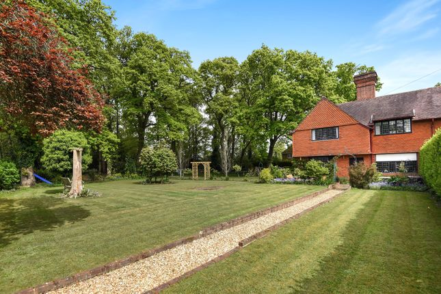 Thumbnail Semi-detached house for sale in Pyle Hill, Newbury, Berkshire