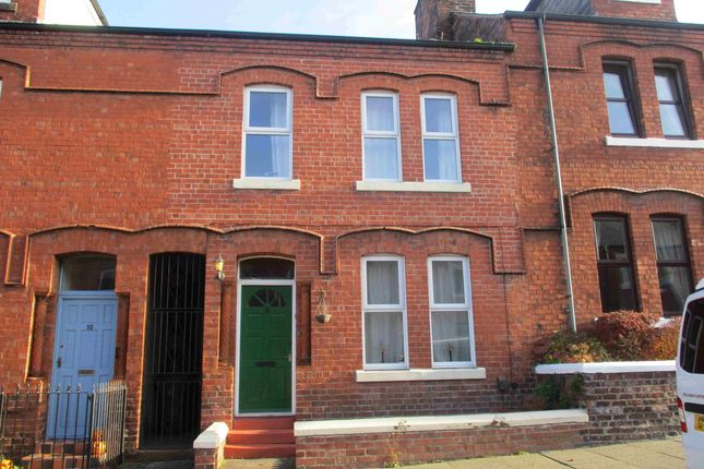 Thumbnail Terraced house to rent in Cheviot Road, Carlisle, Cumbria