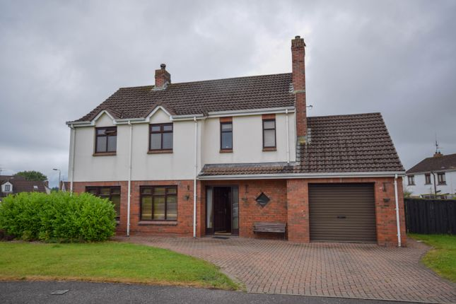 Thumbnail Detached house for sale in Foxborough, Dungannon