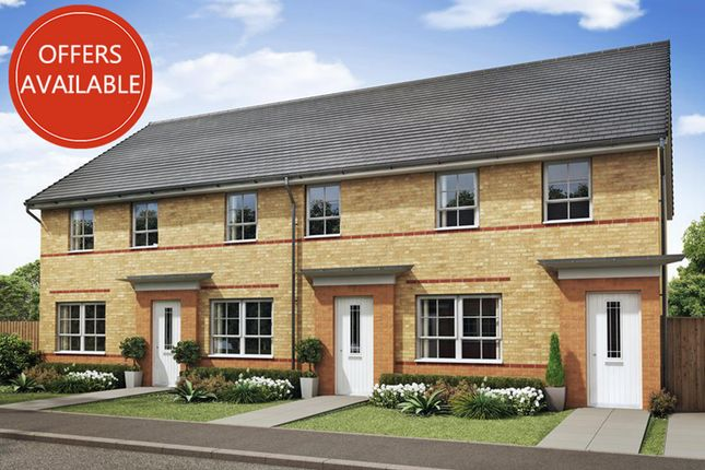"""Thumbnail End terrace house for sale in """"Maidstone"""" at Morgan Drive, Whitworth, Spennymoor"""