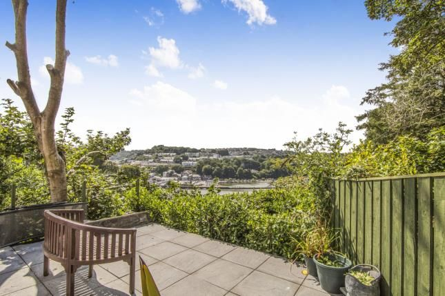 Front Views of Shutta, Looe, Cornwall PL13