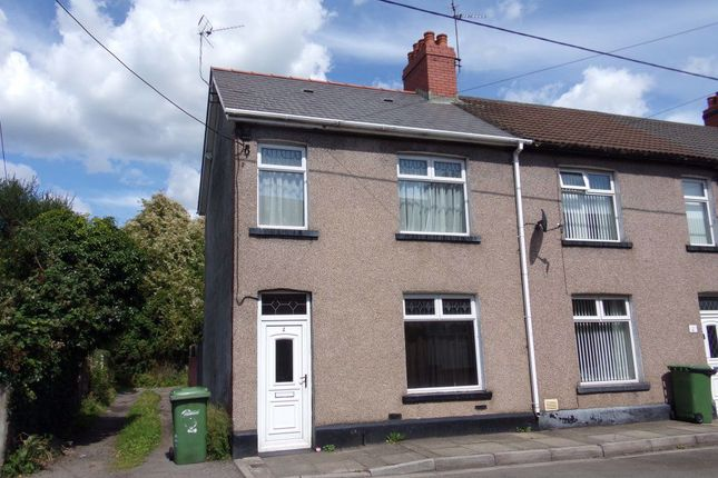 Thumbnail Property to rent in Isaf Road, Risca, Newport