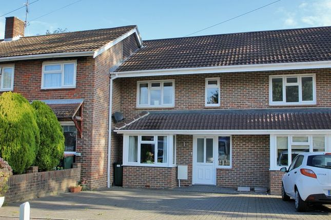 3 bed terraced house for sale in Martyrs Avenue, Langley Green, Crawley, West Sussex