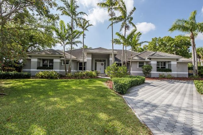 Thumbnail Property for sale in 6730 Sw 141st St, Palmetto Bay, Florida, United States Of America