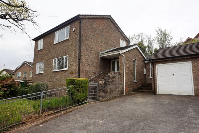 Thumbnail Detached house for sale in Radyr Court Rise, Cardiff