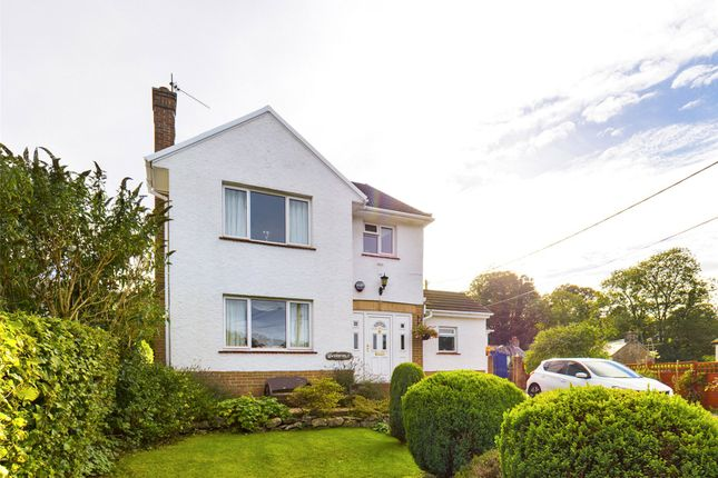 Thumbnail Detached house for sale in Mill Crescent, Govilon, Abergavenny